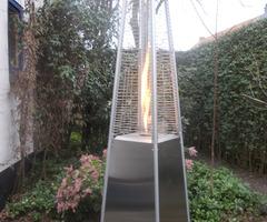 Verhuur mobieleverwarming en gasbarbecues